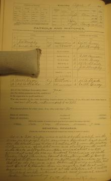 Log Entry for April 4, 1906