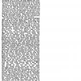 Boston Globe Article, January 2, 1873